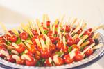 Salat-Variationen beim Canada, Biergarten, Brauerei, Feiern, Kleinkunst, Aichach Obermauerbach
